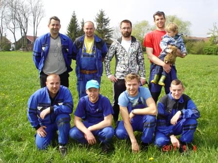 SDH 2017 - Okrsková soutěž